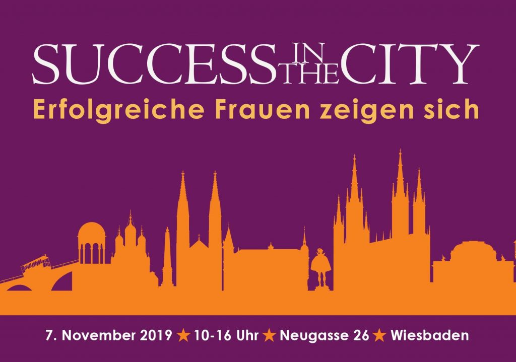 Gründerinnen-Messe Success in the City